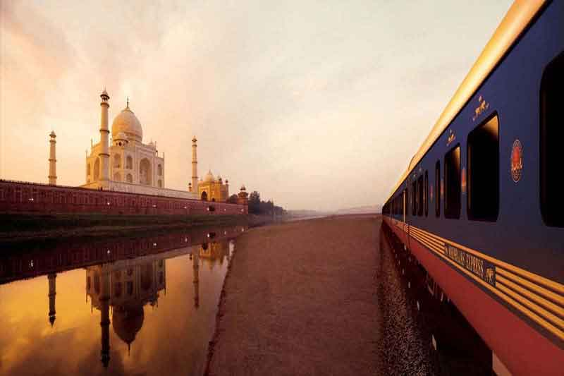 Same Day Agra Tour Shatabdi Train